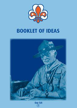 Booklet of ideas (ISGF)